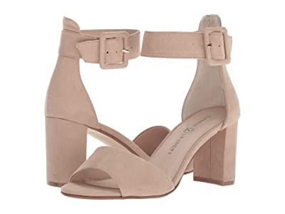 Chinese Laundry Rumor (Dark Nude Microsuede) High Heels