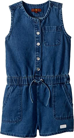 7 For All Mankind Kids Romper (Little Kids)