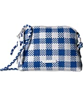 Loeffler Randall - Mallory Woven Crossbody Bag