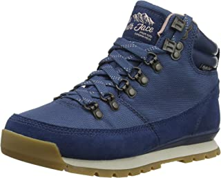 Womens The North Face Back to Berkeley Redux Waterproof Snow Ankle Boots
