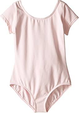 Classic Short Sleeve Leotard (Toddler/Little Kids/Big Kids)