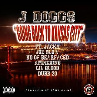 Going Back to Kansas City (feat. The Jacka, Joe Blow, Hd, Ampichino, Lil Blood & Dubb 20) [Explicit]