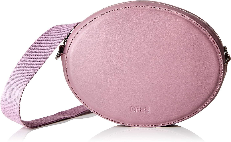 BREE Collection Kandy 1, Grape Shake, Cross Shoulder S19, Women's CrossBody Bag, Green (Grape Shake), 5x17x32 cm (B x H T)