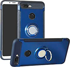 Xiaomi Mi 8 Lite case,Labanema Hybrid Dual Layer 360 Degree Rotation Ring Holder Kickstand Armor Slim Protective Cover for...