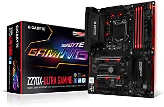 GIGABYTE GA-Z270X-Ultra Gaming マザーボード [Intel Z270チップセット搭載] MB3953