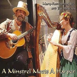 Minstrel Meets a Harper