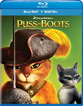 Puss in Boots (Blu-ray + Digital)