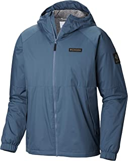 Columbia Men's Helvetia Heights Jacket, Waterproof & Breathable