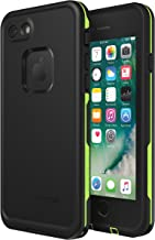 Lifeproof FRĒ SERIES Waterproof Case for iPhone SE (2nd gen - 2020) and iPhone 8/7 (NOT PLUS) - Retail Packaging - NIGHT L...