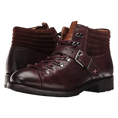 Sebago Laney Hiker (Burgundy Leather) Women
