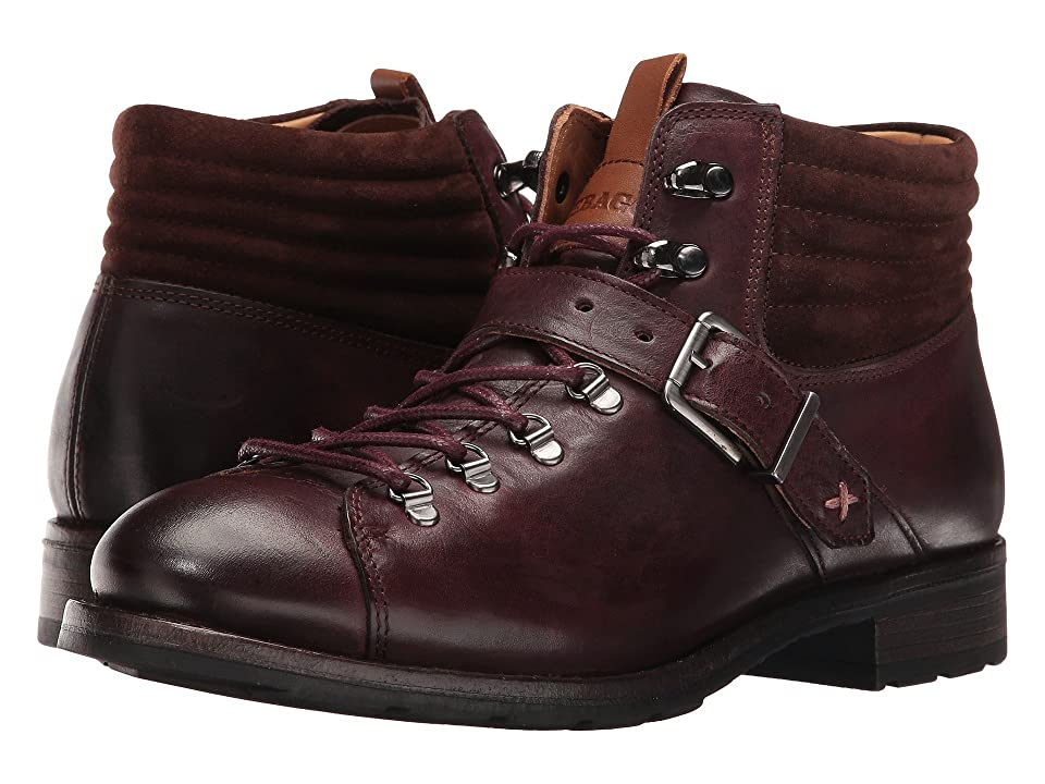 Sebago Laney Hiker (Burgundy Leather) Women