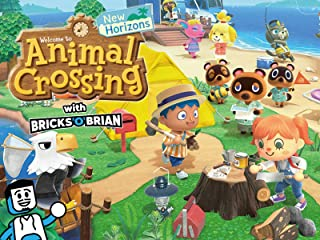 Clip: Animal Crossing New Horizons with Bricks 'O' Brian!