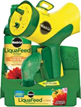 Miracle-Gro LiquaFeed Advance Starter Kit with Garden Feeder, 16 oz. Bottle of LiquaFeed All Purpose Liquid Plant Food, an...