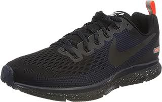Men's Air Zoom Pegasus 34 Shield Running Shoe Black/Black-Black-Obsidian 9.0