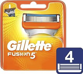 Carga Para Aparelho De Barbear Gillette Fusion5 4 unidades, Gillette
