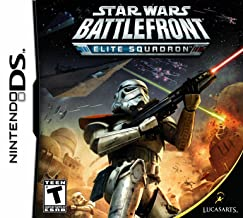 Star Wars Battlefront: Elite Squadron - Nintendo DS
