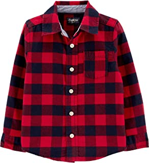 buffalo plaid toddler dress