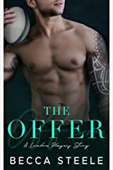 The Offer: A fake relationship sports romance (London Players Book 1) (English Edition) Format Kindle