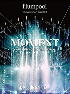 Flumpool - 5th Anniversary Tour 2014 (Moment) (Arena Special) At Yokohama Arena (2BDS) [Japan BD] AZXS-1009