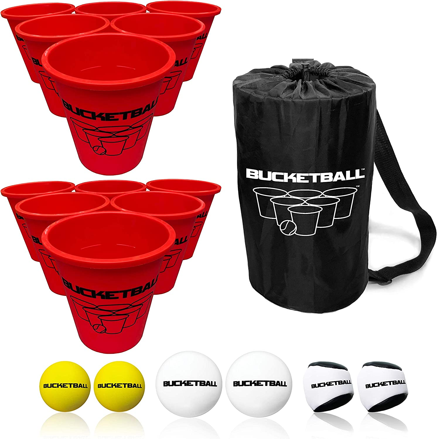 BucketBall Max 87% OFF - Giant New arrival Yard Pong Yar Beach Ultimate Edition Pool