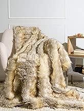 Best faux fur fox throw Reviews