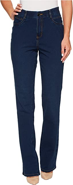 FDJ French Dressing Jeans - Comfy Denim Wonderwaist Peggy Bootcut in Indigo