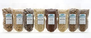 Harmony House Foods TVP Sampler Pack - Textured Vegetable Protein Chunks, Vegan, Non-GMO, Meat Substitute For Meatless Mea...