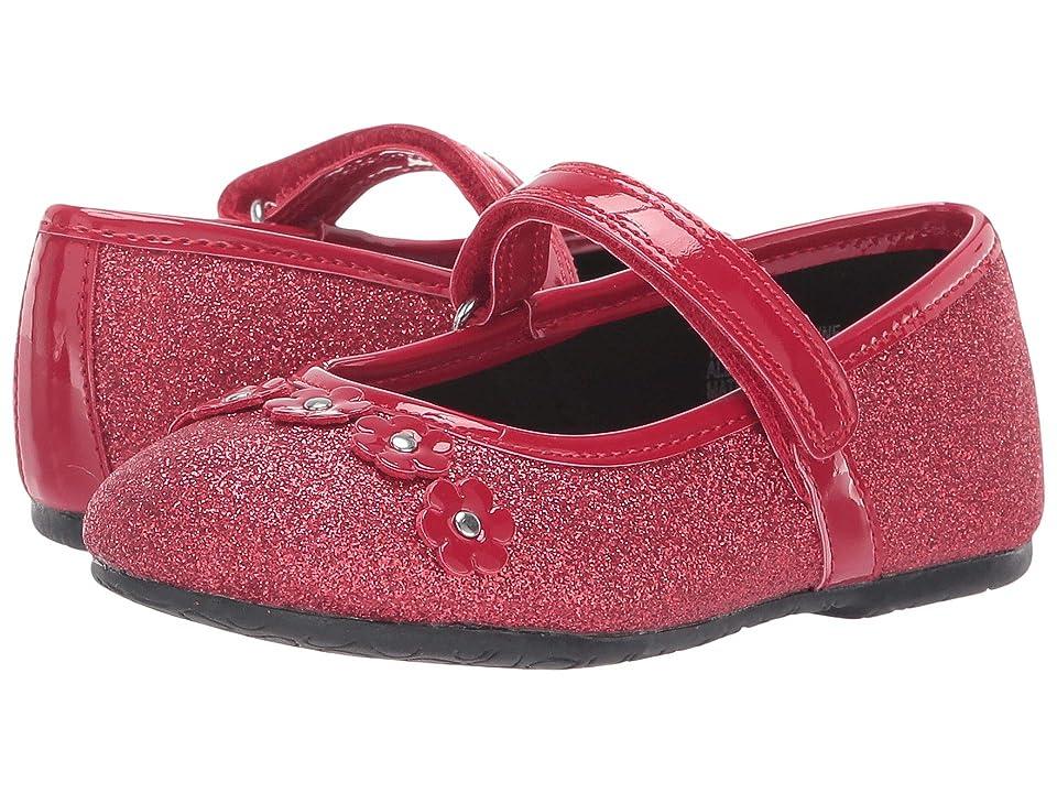 Rachel Kids Lil Madeline (Toddler) (Red Glitter) Girl