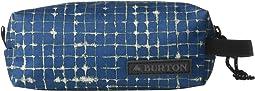 Blue Sapphire Ripstop Texture Print