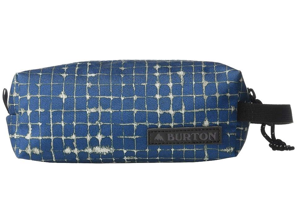 26245c4fba09b Burton Accessory Case (Blue Sapphire Ripstop Texture Print) Wallet