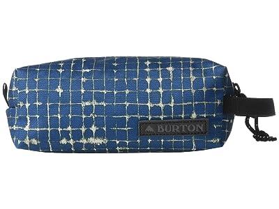 Burton Accessory Case (Blue Sapphire Ripstop Texture Print) Wallet