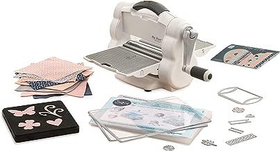 Sizzix 662220 Die-Cut Machine, Big Shot Foldaway, White/Gray