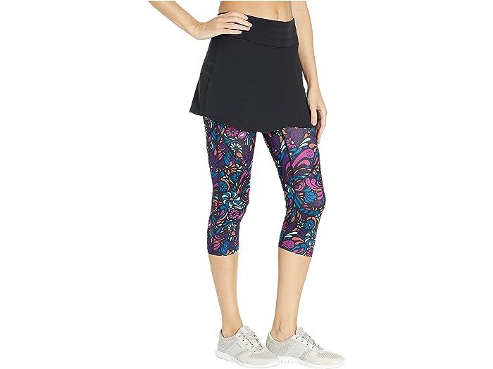 Skirt Sports Womens Hover Capri Skirt