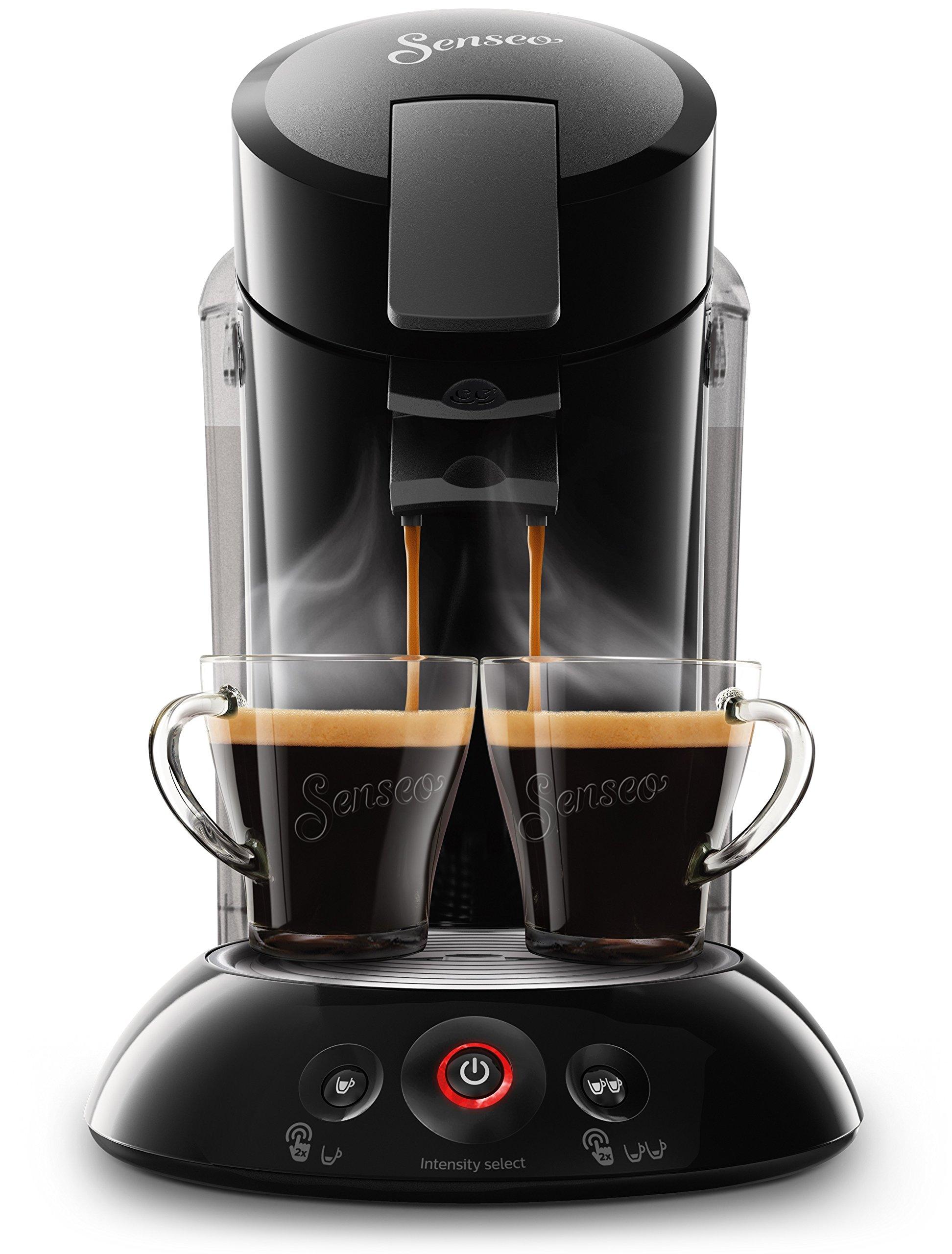 Amazon Com Senseo 7810 65 Coffee Maker 40 6oz Black Kitchen Dining