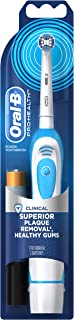 Oral-B Pro-Health Clinical Battery Powered Toothbrush, 1ct, (Color may vary)