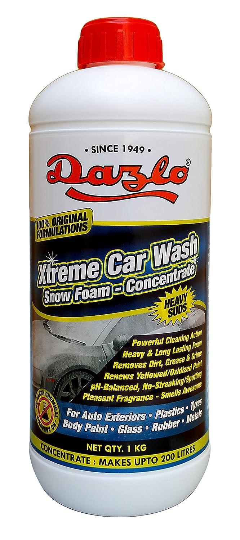 Dazlo Xtreme Car Wash Shampoo