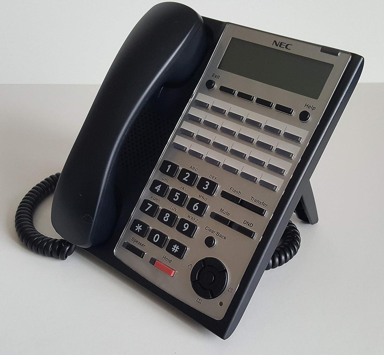 Superlatite NEC Cheap super special price IP4WW-24TXH-B-Tel - Telephone 24-Button Dial Digital Backlit