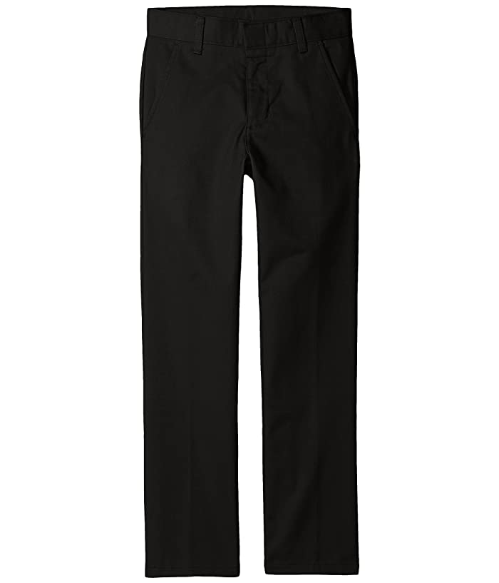 Nautica Kids Regular Fit Flat Front Pants Big Kids