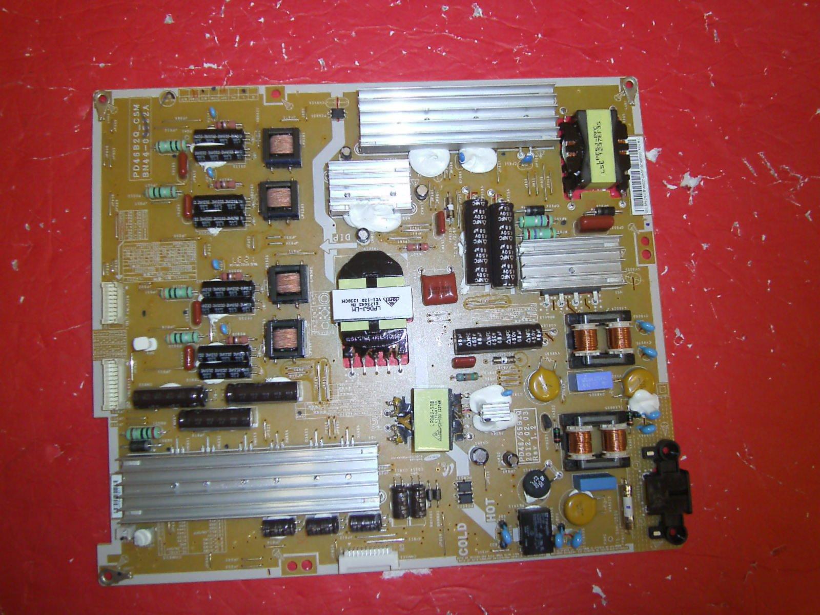 Samsung UN46ES7500 F pd46b2q _ CSM BN44 – 00522 una fuente de alimentación: Amazon.es: Electrónica