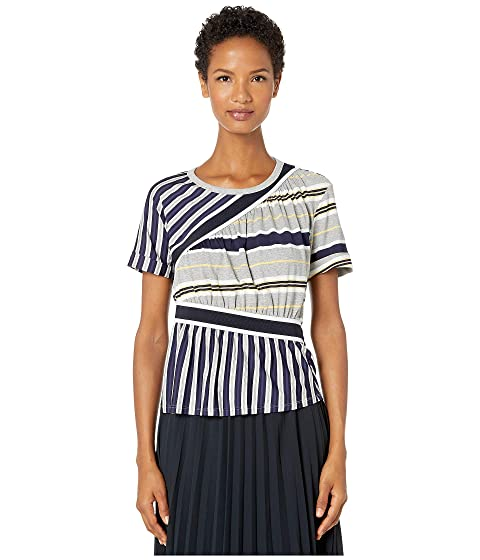 Sportmax Euclide Striped T-Shirt