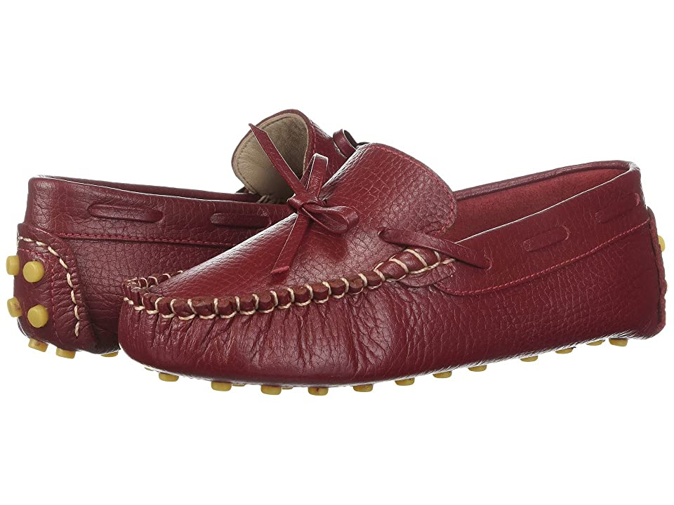 Elephantito Driver Loafers (Toddler/Little Kid/Big Kid) (Racing Red) Boys Shoes