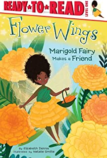 Marigold Fairy Makes a Friend (Flower Wings)