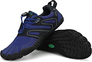 SAGUARO Men's Women's Barefoot Shoes Hiking Shoes Trail Running Shoes Minimalist Outdoor Water Sports Shoes Size 36-48