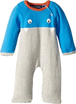 Little Monsters Baby Jumpsuit (Infant)