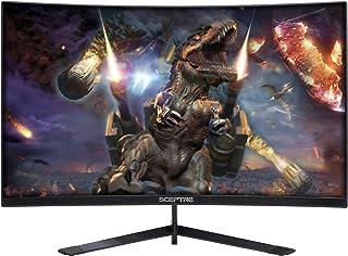 "Sceptre 27"" Curved 144Hz Gaming LED Monitor Edge-Less AMD FreeSync DisplayPort HDMI,.."