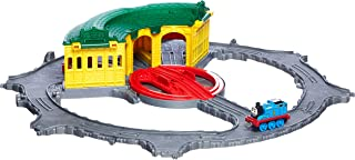 Fisher-Price Thomas and Friends-Thomas Adventures Tidmouth Sheds, Multi-Colour, FTB63