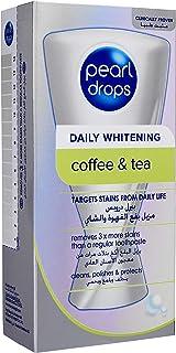 Pearl Drops Daily Whitening Coffee & Tea, 50 ml