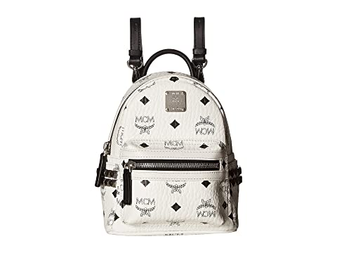 MCM Stark Side Stud X-Mini Backpack