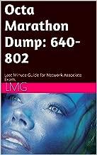 Octa Marathon Dump: 640-802: Last Minute Guide for Network Associate Exam.