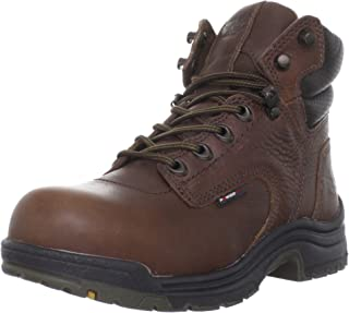 "Timberland PRO 26388 Women's Titan 6"" Brown-W"